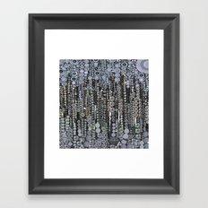 :: Shades of Gray :: Framed Art Print