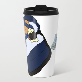 Ice Magic Ber (The Best Ber) Casts Coffee 1!  Travel Mug