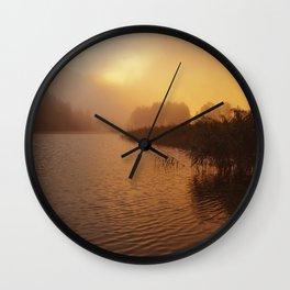 morning hour Wall Clock