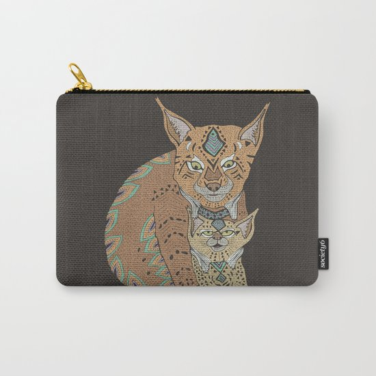 Wild Cats Love II Carry-All Pouch