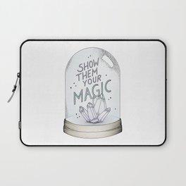 Show them your magic Laptop Sleeve