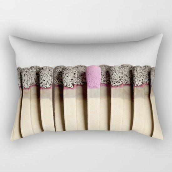 Odd match out Rectangular Pillow