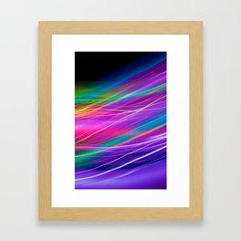 saturn 2 Framed Art Print