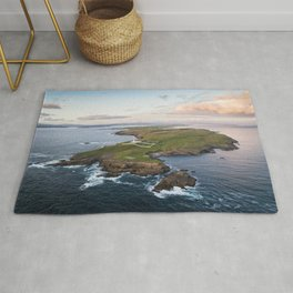 St. John's Point, Co. Donegal Rug