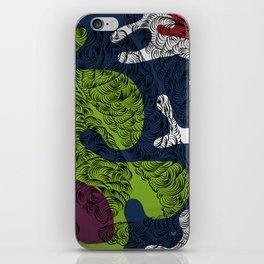 Amazing Storm iPhone Skin