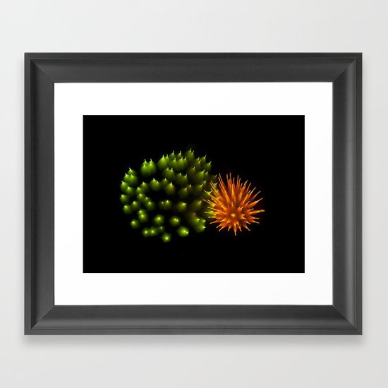 Efflorescence 29 Framed Art Print
