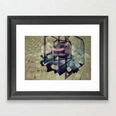 The Impossible Dimension Framed Art Print