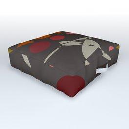 zappwaits dance Outdoor Floor Cushion