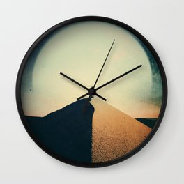 Lunatic Wall Clock