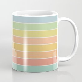 Gradient Arch - Rainbow I Coffee Mug