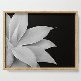Agave Finesse #2 #tropical #decor #art #society6 Serving Tray