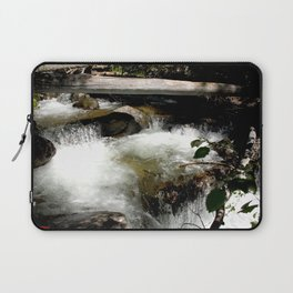 Cascades on Fall Creek in the Weminuche Wilderness, No. 1 of 2 Laptop Sleeve