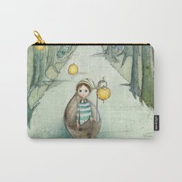 A river of dreams Carry-All Pouch