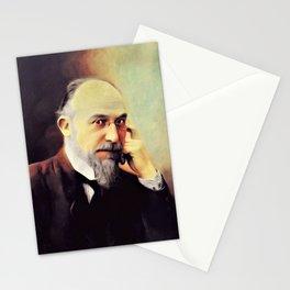 Erik Satie, Music Legend Stationery Cards