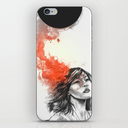 Those Sacrifices iPhone Skin