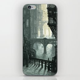 City of Bridges iPhone Skin