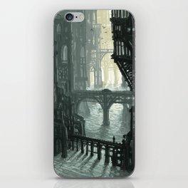 City of Bridges iPhone Skin