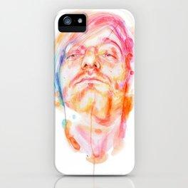Ricardo Villalobos iPhone Case