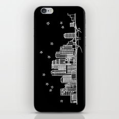 Minneapolis, Minnesota City Skyline  iPhone & iPod Skin