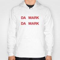 denmark Hoodies featuring DENMARK by eyesblau