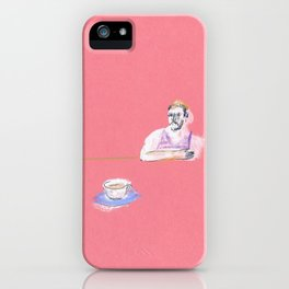 have a cup of tea iPhone Case