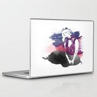 stevie nicks Laptop & iPad Skins featuring Stevie Nicks by 2b2dornot2b