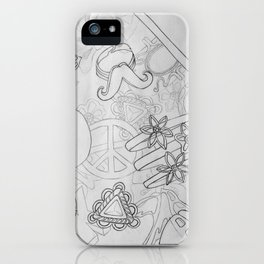 Shoulda Put A Ring On It iPhone Case