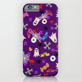 Maybe you're haunted #2 iPhone Case