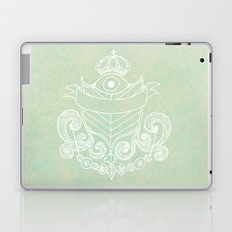The Evil Eye Emblem  Laptop & iPad Skin