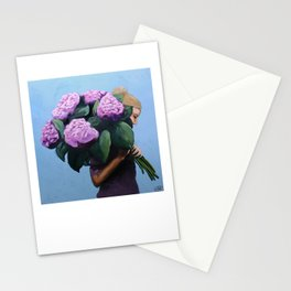 Posy IV / Summer Blooms Stationery Cards