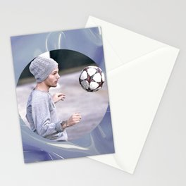 Louis soccer Stationery Cards
