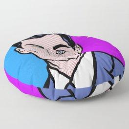 Archer Lichtenstein Floor Pillow