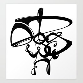 DOGTOWN X Art Print