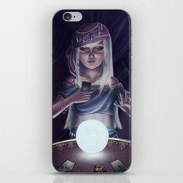 Gypsy Girl iPhone Skin