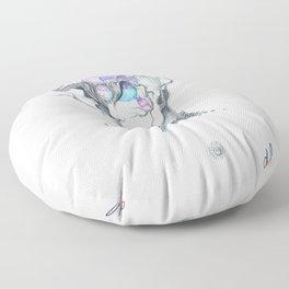 Third Eye Energy Floor Pillow