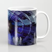 "stargate Mugs featuring Stargate to ""Gliese 562"" ! by capricorn"