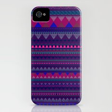 KNITTED AZTEC PATTERN  Slim Case iPhone (4, 4s)