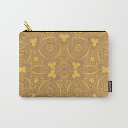 Gold Africa Carry-All Pouch