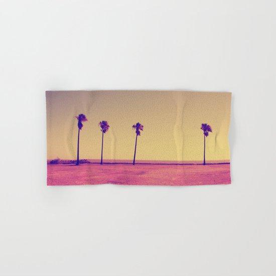 Four Palms In Paradise Hand & Bath Towel