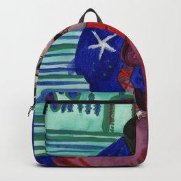 Big Eyed Cinderella Backpack