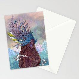Journeying Spirit (Bear) Stationery Cards