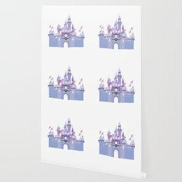 Christmas Castle 1 Wallpaper