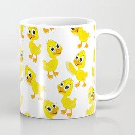 Cartoon Duck Neck Gator Cute Ducks Coffee Mug