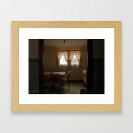 Bitchin' Kitchen Framed Art Print