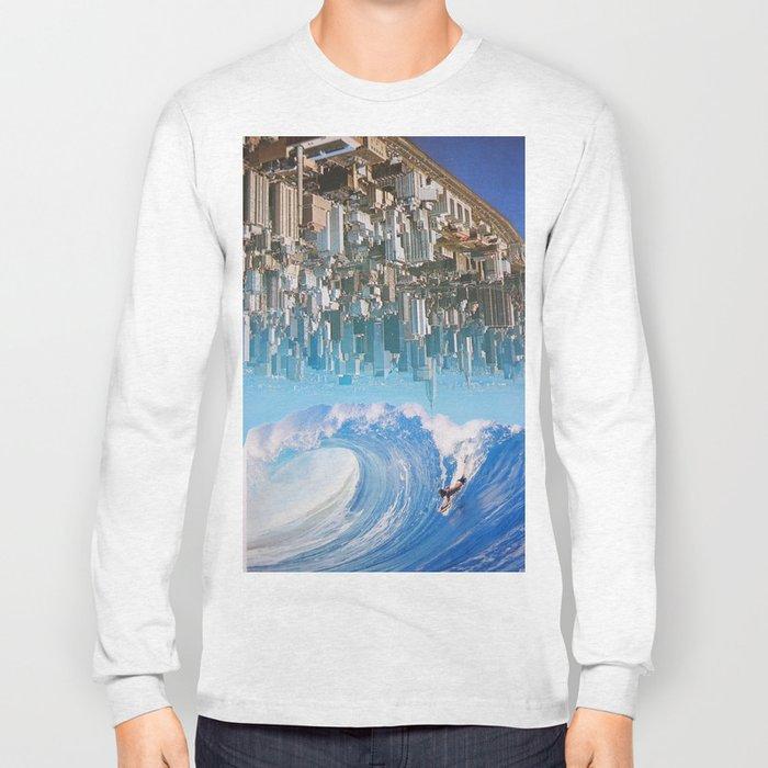 Droppin' into 2016 Long Sleeve T-shirt