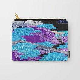 Japanese Fantasy  Tsūten Bridge Carry-All Pouch