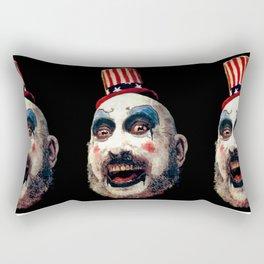 Captain Spaulding Rectangular Pillow