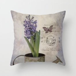 Sachet Throw Pillow