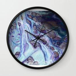 Nereid No. I Wall Clock
