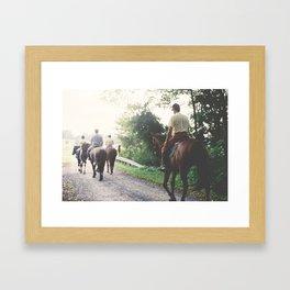 Huntsman Framed Art Print